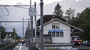 Angreifer und ein Opfer nach Attacke in Zug gestorben