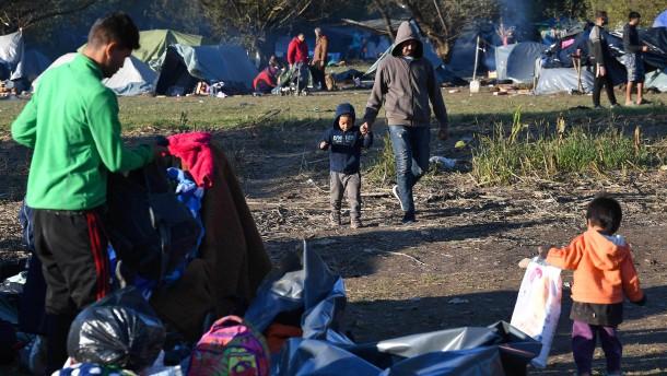 Berichte von brutalen Pushbacks durch Kroatien