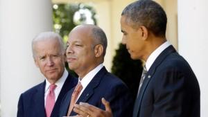 Obama nominiert neuen Heimatschutzminister