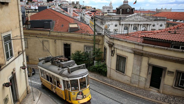 Portugal gilt für zwei Wochen als Virusvariantengebiet