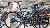 Bike-Produktion auf Hochtouren: Bei Rose-Bikes wächst der Umsatz