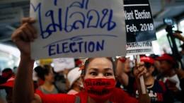 Thailand darf wieder wählen