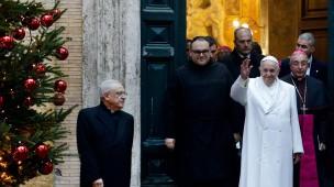 Ab Weihnachten gibt es Papst Franziskus – hier bei einem Besuch der Kirche Sankt Andrea Delle Fratte in Rom – auch in Ultra HD.