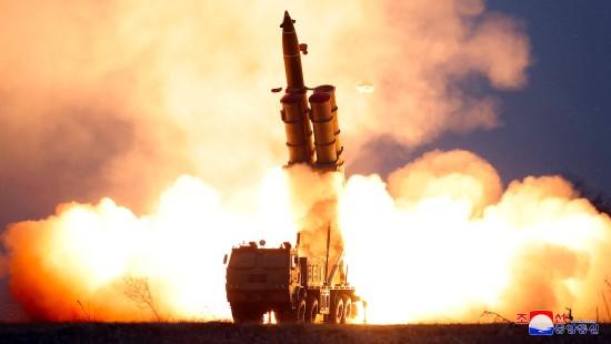 Nordkorea bestätigt neuen Raketentest