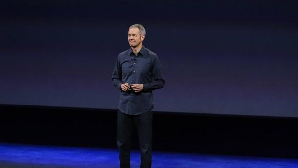 Apple bekommt eine Nummer Zwei