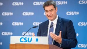 """CSU will """"Deutschland-Praktikum"""" für Auszubildende"""