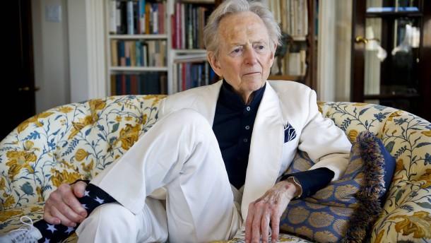 Schriftsteller Tom Wolfe ist gestorben
