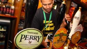 Das britische Pub-Sterben ist erstmals seit Jahren gestoppt