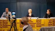 Immobilien-Debatte: Berlin feiert – und diskutiert das Enteignungsvotum