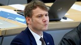 Ermittlungen gegen Poggenburg wegen Volksverhetzung eingestellt