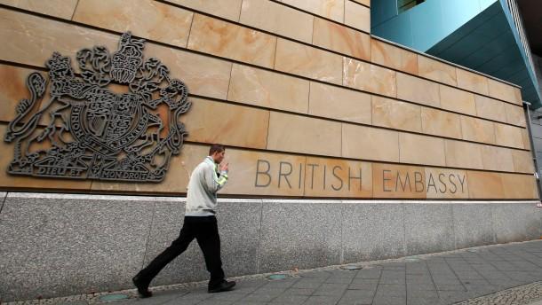 Briten sollen auch deutsche Ministerien abgehört haben