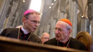 Limburger Bischof fliegt kommende Woche nach Rom