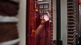 Wie Amsterdams Sex-Zentrum zum Problem wird