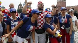 Vorfreude bei den Fans in Moskau