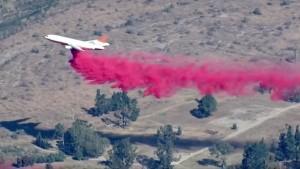 Feuerwehr in Kalifornien macht Fortschritte