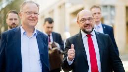 """""""Die Sozialdemokratie duckt sich nicht"""""""