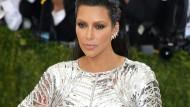 """Kim Kardashian:  """"Es war ein Weckruf, einiges im Leben zu ändern"""", sagt ihre Schwester."""