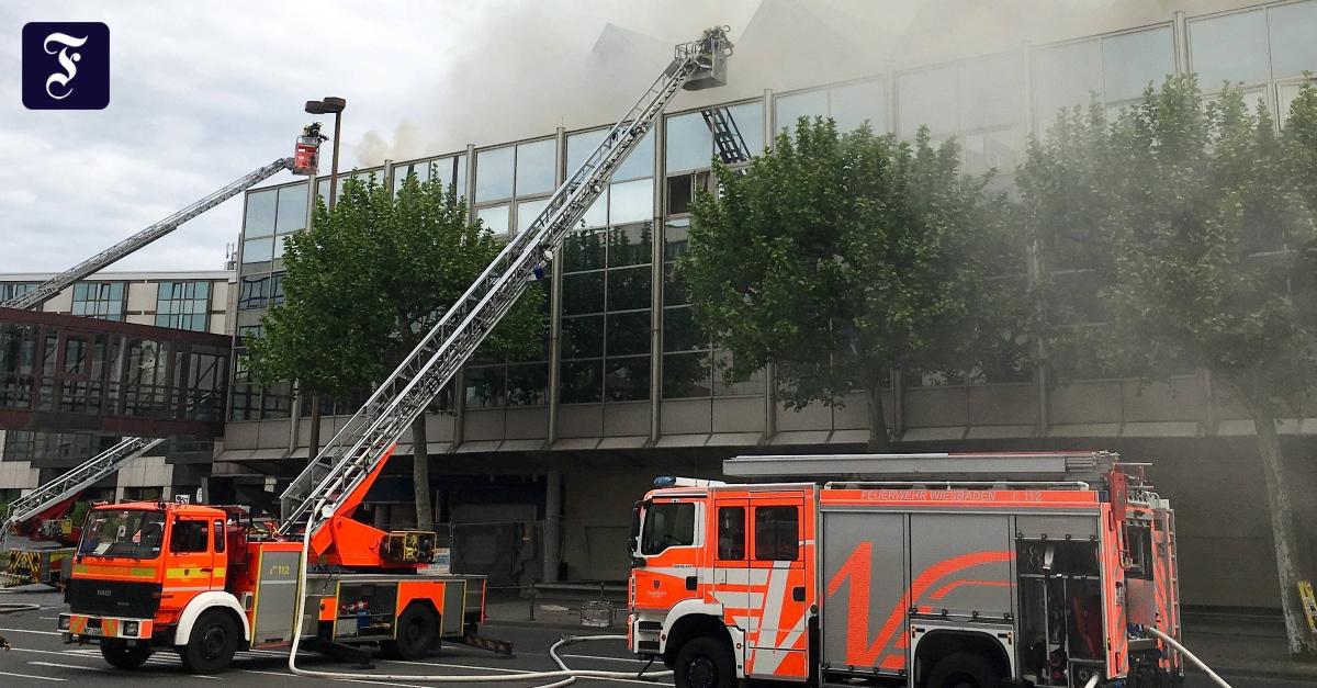 Feuer Mainz