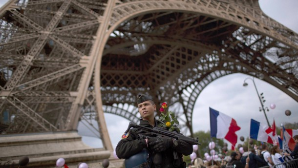 Amerika warnt vor Reisen nach Europa