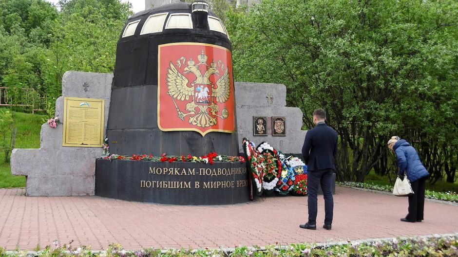 Hafenstadt Murmansk trauert um 14 Seeleute