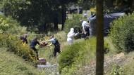 Ein Toter bei Anschlag auf Gasfabrik