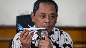 """""""Neun Faktoren"""" verursachten Absturz der Boeing 737 von Lion Air"""