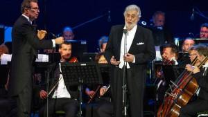 Applaus für Plácido Domingo – trotz Belästigungsvorwürfen