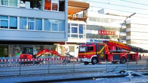 Mehrere Schwerverletzte bei Explosion in Restaurant