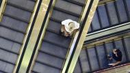 Seit 125 Jahren nutzen die Menschen Rolltreppen, hier in einem Einkaufszentrum in Indonesiens Hauptstadt Jakarta.