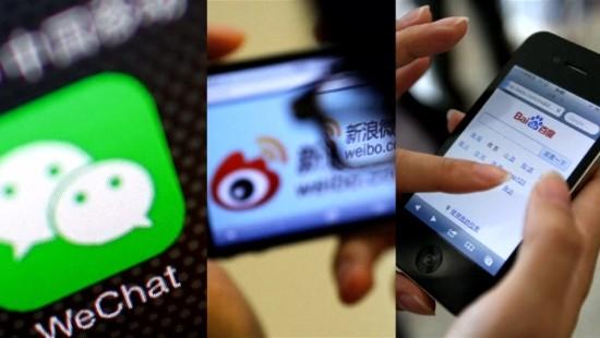 China geht gegen Soziale Medien vor