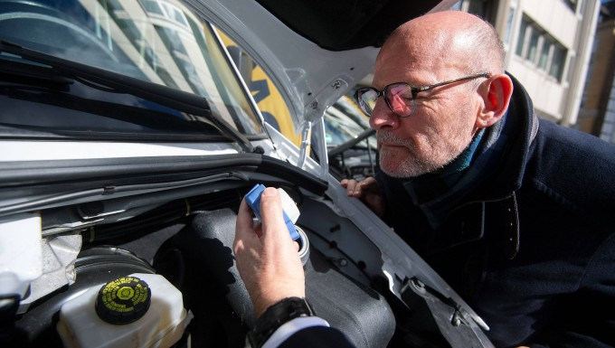 So will Frankfurt die Diesel-Fahrverbote verhindern