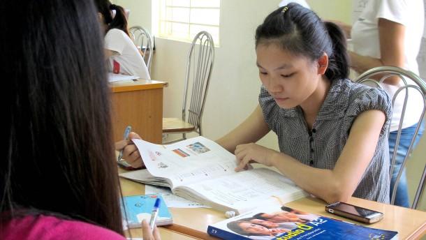 Zu wenige Deutschkurse für vietnamesische Fachkräfte