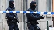 Polizei-Großeinsatz in Brüssel nach Anschlägen von Paris