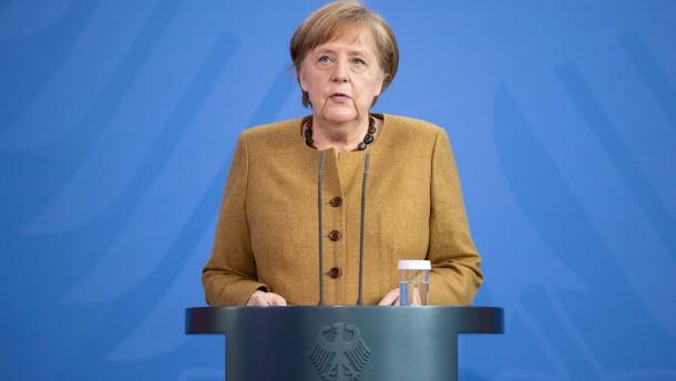 Merkel sagt kommenden Freitag vor Wirecard-Untersuchungsausschuss aus