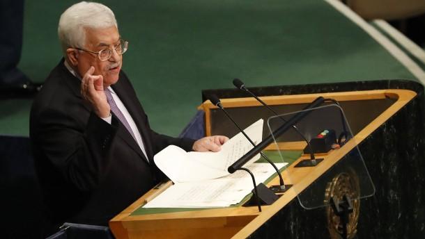 Israel und Palästina zu neuen Friedensgesprächen bereit