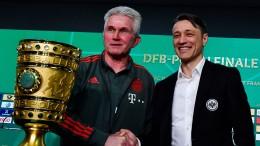 Abschiedsspiel für Heynckes und Kovac