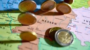 Zu wenig Investitionen in hessischen Kommunen