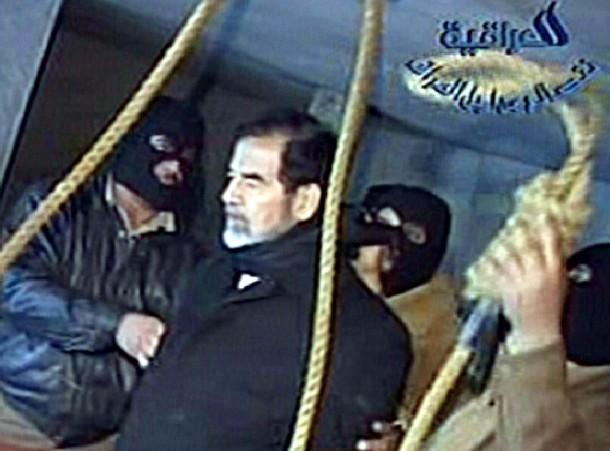 Казнь Садам Хусейн