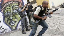 Gewalt bedroht Rios Nachtleben