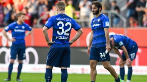 Darmstadt wartet weiter auf Punkte