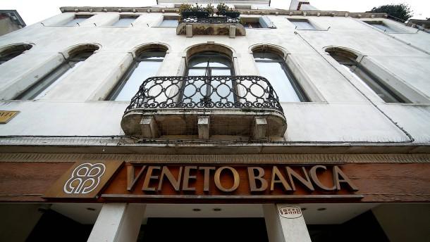 Italienische Krisenbanken sollen abgewickelt werden