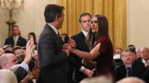 Ein Eklat im Weißen Haus und Manipulationsvorwürfe