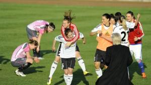 FFC-Frauen im Halbfinale der Champions League