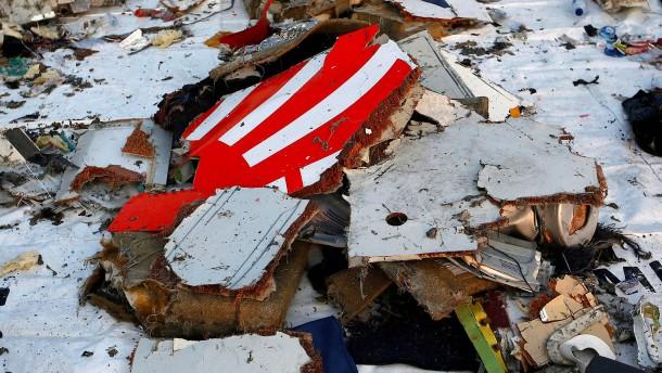 Abgestürzte Boeing war erst drei Monate alt