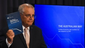 Australien beschließt Klimaneutralität