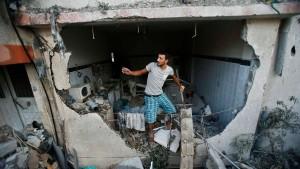 Heftige Kämpfe im Gazastreifen