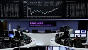 Rentner sind verrückt nach Aktien
