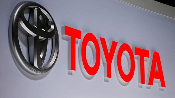 Toyota kratzt an der Marktführerschaft von Volkswagen