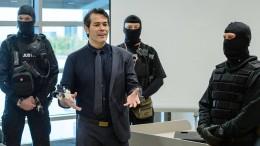 Ehemaliger Mister Germany wegen versuchten Mordes vor Gericht