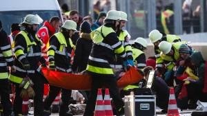 München probt den Ernstfall
